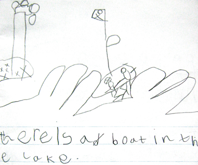 boatinthelake